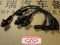 Провода высоковольтные (комплект) (EURO-3, 491QE) Great Wall: Deer / Safe / Sailor / Wingle