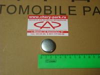Заглушка блока цилиндров (d=30,34 мм.) Chery
