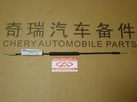 Тросик заднего замка двери (от ручки к электроприводу) (новый салон) Great Wall: Hover, Hover H3 / H5.