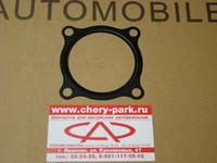 Прокладка дроссельной заслонки (для двигателя 481/484) Chery