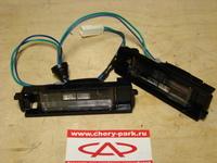 Плафон подсветки номерного знака (комплект 2 шт) Chery Amulet