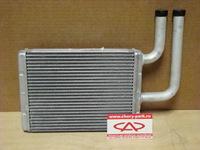 Радиатор отопителя (печки) Chery Fora (2 выхода, без клапана)