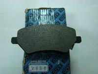 Колодки тормозные передние (без ушка) CHERY TIGGO
