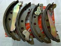 Колодки тормозные задние барабанные [180x30] CHERY AMULET