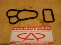 Комплект прокладок корпуса масляного фильтра Chery Tiggo FL (1.6)