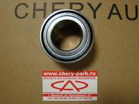 Подшипник ступицы передней (с сенсорным кольцом под абс) Chery Bonus / M11
