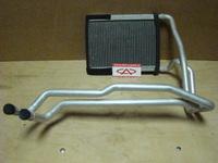 Радиатор отопителя (печки) Chery Tiggo
