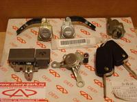 Комплект ключей и личинок Chery Tiggo